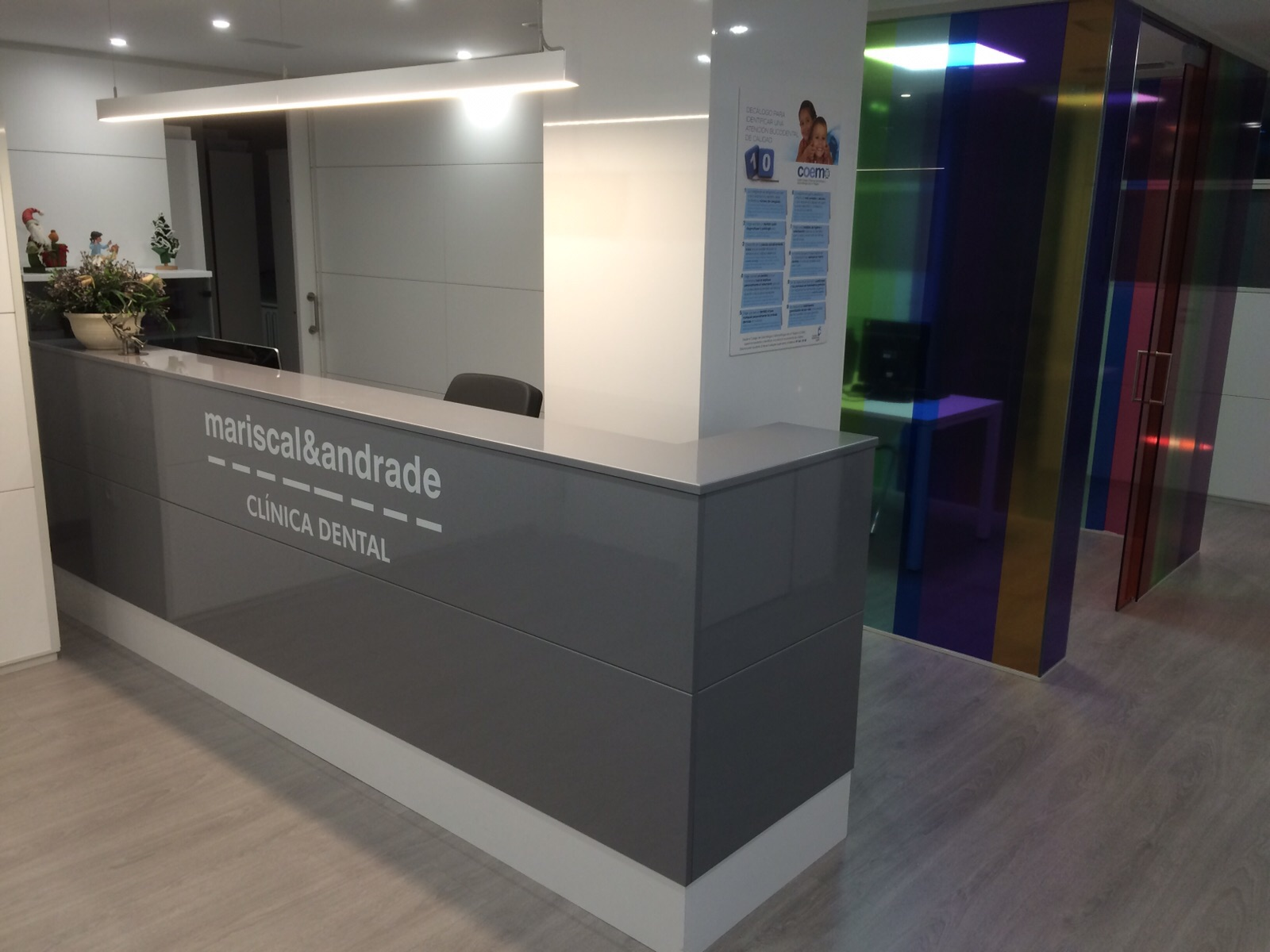 diseño clinica dental 7